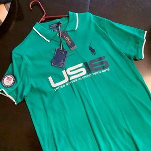 LIMITED EDITION OLYMPIC TEAM POLO